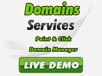 Discounted domain registration & transfer services